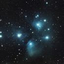 M45 - Plejades,                                Dave