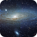 Andromeda Galaxy Mosaic,                                TimotheusIan