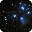 M45 - Pleiades Cluster,                                Ray Ellersick