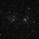 Double Cluster NGC 869 & NGC 884 in Perseus,                                Harri Heikkinen