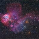 NGC 2467,                                Kfir Simon