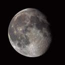 "Moon 2020-04-10: First attempt at ""mineral moon"" mosaic,                                Darren (DMach)"