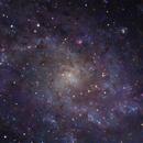 Messier 33 The Triangulum Galaxy,                                  G400