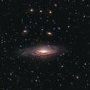 NGC7331,                                Mirko M
