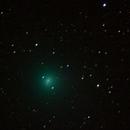 Comet Jacques, C/2014 E2 stack,                                woodscavenger