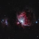 M42 - The Orion Nebula,                                RingoD123