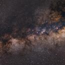 Mit der Staradventurer auf Kreta: Milchstraße - 24mm,                                Jonas Illner