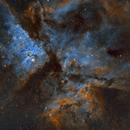 NGC 3372 - SHO,                                Gerson Pinto