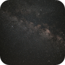 The Constellation Aquila in the Milky Way,                                astropical