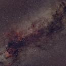 Constellation du Cygne [Canon 6Da & Canon 50 F/1.8],                                  Jean-Marc