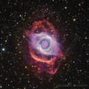 NGC 7293 - The Helix Nebula [Multispectral Image],                                Giuseppe Donatiello