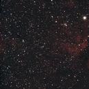 NGC6910, Sadr Region, Sony A6300, William Optics ZS61,                                feynman