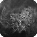 IC405 without stars in Hα,                                astrodan