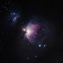 M42: The Orion Nebula,                                Jimmy Grewal