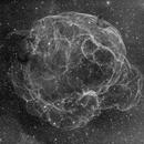 Simeis 147  Spaghetti Nebula (Ha),                                seconds_in_eternity