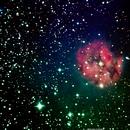 IC5146: Cocoon Nebula,                    orangemaze
