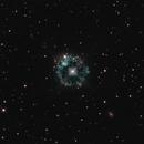 NGC6543 Catseye Nebula,                                Ivan Nair