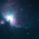 Great Orion Nebula and Running Man,                                Charles Harris