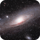 The Andromeda Galaxy,                                Damien Cannane