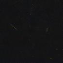 NGC 884 + NGC 869 & Perseid Meteor Shower,                                Txema Asensio