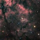 NGC 6910 HaRVB,                                Le Mouellic Guillaume