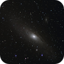 Great Nebula in Andromeda,                                Kalle Pahajoki