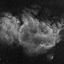 IC1848 - Soul nebula,                                Sara Wager