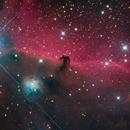 IC434 Hoursehead (ZWO ASI533MC Pro),                                Maple Gao