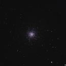 M13 Hercules Globular cluster,                                Marios Tsalkidis