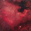 NGC 7000,                                Jimmy Eubanks