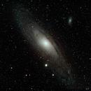 M31 - Andromeda Galaxy,                                Ferran Ginebrosa