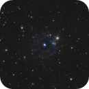 """Cat's Eye Nebula"" - true HDR (no photoshopping),                                Michael S."