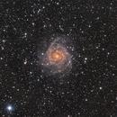 The Hidden Galaxy - IC342,                                Ola Skarpen SkyEyE