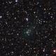 Comet C/2017 T2 (PANSTARRS) & Double Cluster in Perseus,                                Sergei Sankov