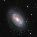 NGC 4725,                                Gotthard Stuhm