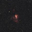 M17, la nébuleuse Oméga,                                m27trognondepomme