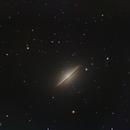 Messier 104 (The Sombrero Galaxy),                                Steven E Labkoff