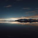 Salt lake & the stars,                                Wilson Lee