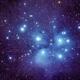 M45 - Pleiades Cluster,                                seitanfingers