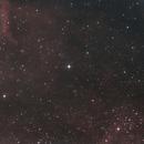 Close-up of NGC7000,                                Michael Kane