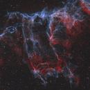 NGC6992 HOO 2 Panel Mosaic,                                Christopher Gomez