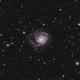 M101 / NGC 5457,                                Sabine Gloaguen