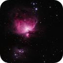 Orion and Running Man Nebula,                                Subhadip Chatterjee