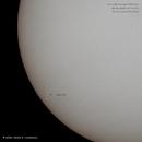 New-Cycle Sunspot AR2765,                                Jarkko K. Laukkanen