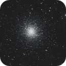 M 13 Globular Star Cluster,                                Elmiko