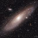 M31,                                Daniel Fournier
