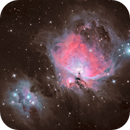 M42 The Orion Nebula,                                Richard Muhlack