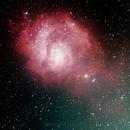 Messier 8,                                Lawrence E. Hazel