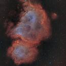 IC1848 soul Nebula,                                SkyEyE Observatory