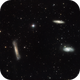 Leo Triplet (M66 Group),                                Landon Boehm